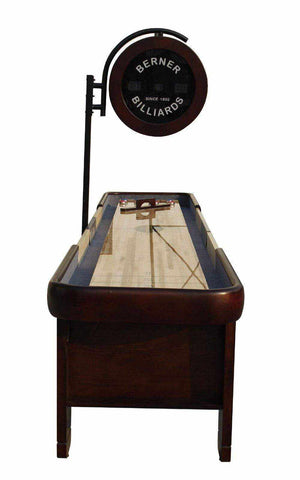 Image of Berner Billiards The Retro 14 foot Shuffleboard Table
