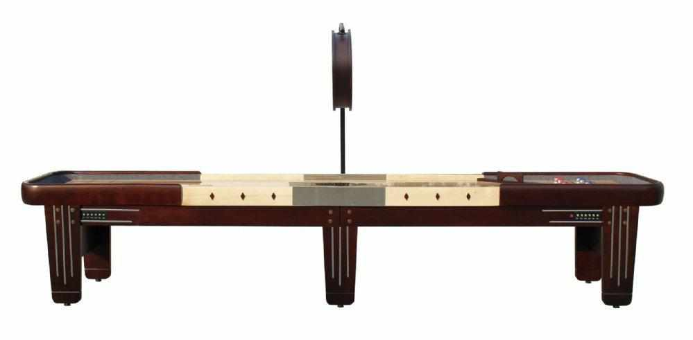 Berner Billiards The Retro 14 foot Shuffleboard Table