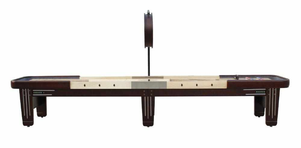 Berner Billiards The Retro 16 foot Shuffleboard Table