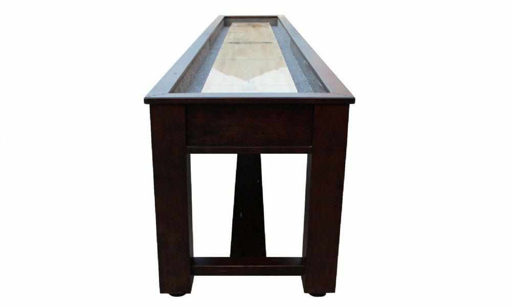 Berner Billiards The Rustic 12 foot Shuffleboard Table