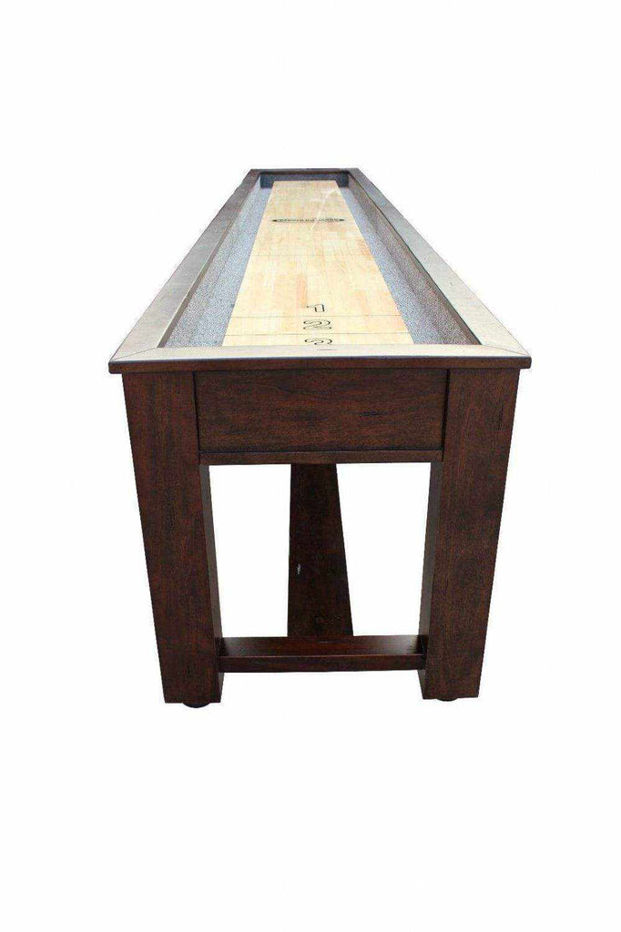 Berner Billiards The Rustic 14 foot Shuffleboard Table