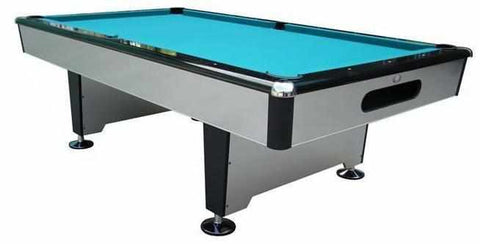 Silver Shadow Pool Table - 9 foot only