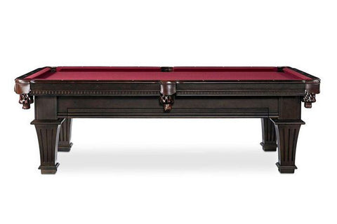 Talbot 8' Pool Table with Drawer