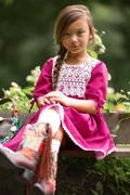 """Annie"" Dress Size: 4T"