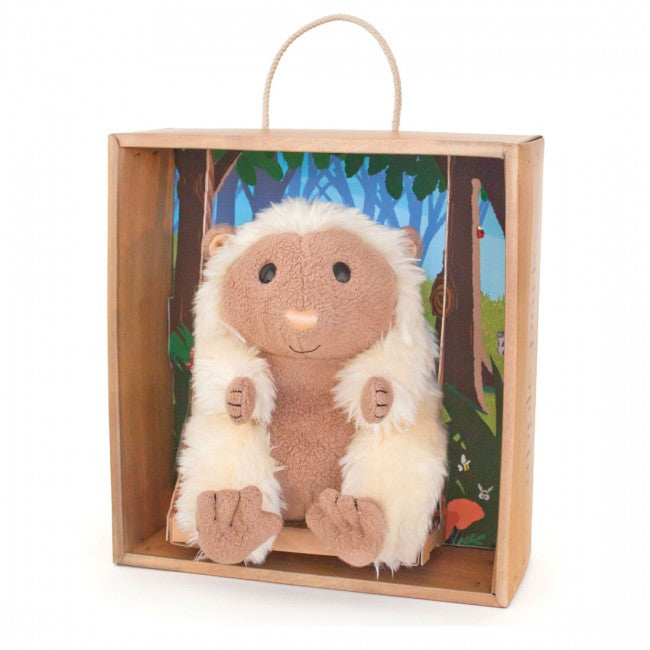Porcupine Woodland Pal Plush Toy