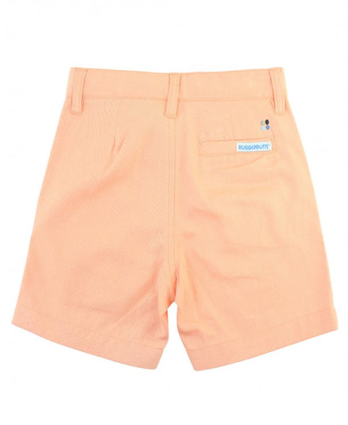 Salmon Lightweight Chino Shorts