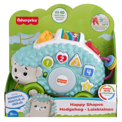 FISHER-PRICE LINKIMALS MUOTOSIILI - Ruotsinkielinen