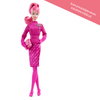 BARBIE SIGNATURE NUKKE PROUDLY PINK
