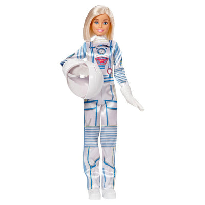 BARBIE 60TH ANNIVERSARY CAREER DOLL -ASTRONAUTTI