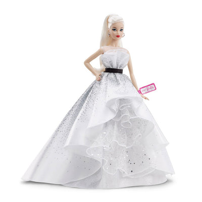 BARBIE 60TH ANNIVERSARY DOLL - JUHLAVUODEN NUKKE