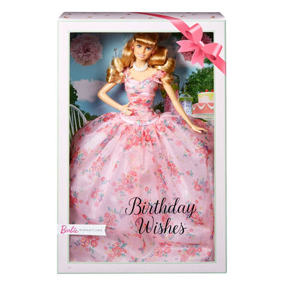 BARBIE BIRTHDAY WISHES -NUKKE