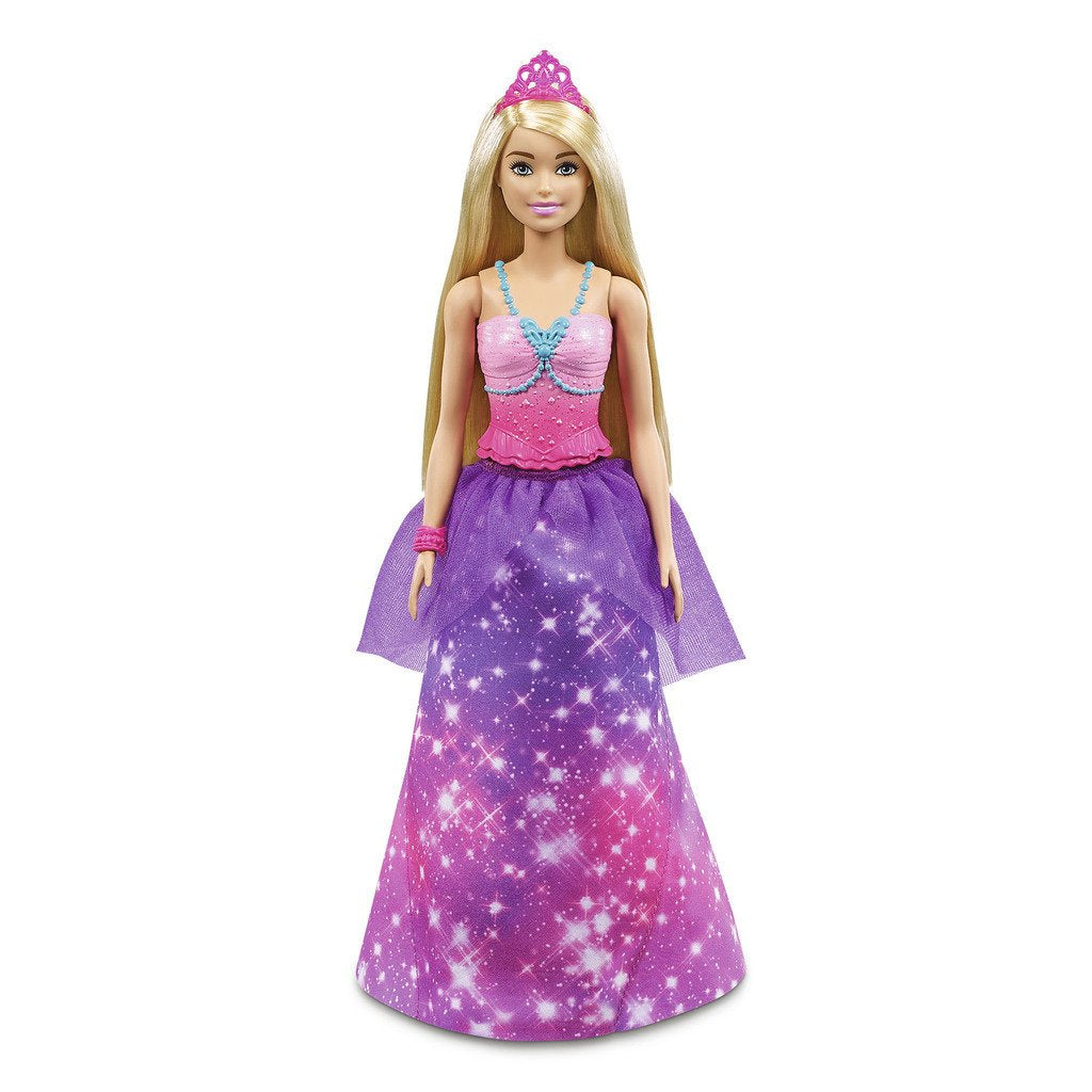 BARBIE DREAMTOPIA NUKKE 2-IN-1 PRINSESSA