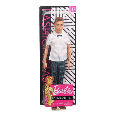 BARBIE FASHIONISTA KEN - MALE MODEL - ORIGINAL