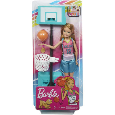 BARBIE KORIPALLOILIJANUKKE DREAMHOUSE ADVENTURES