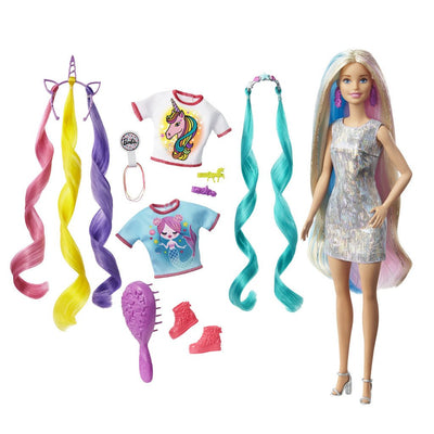 BARBIE NUKKE FANTASY HAIR