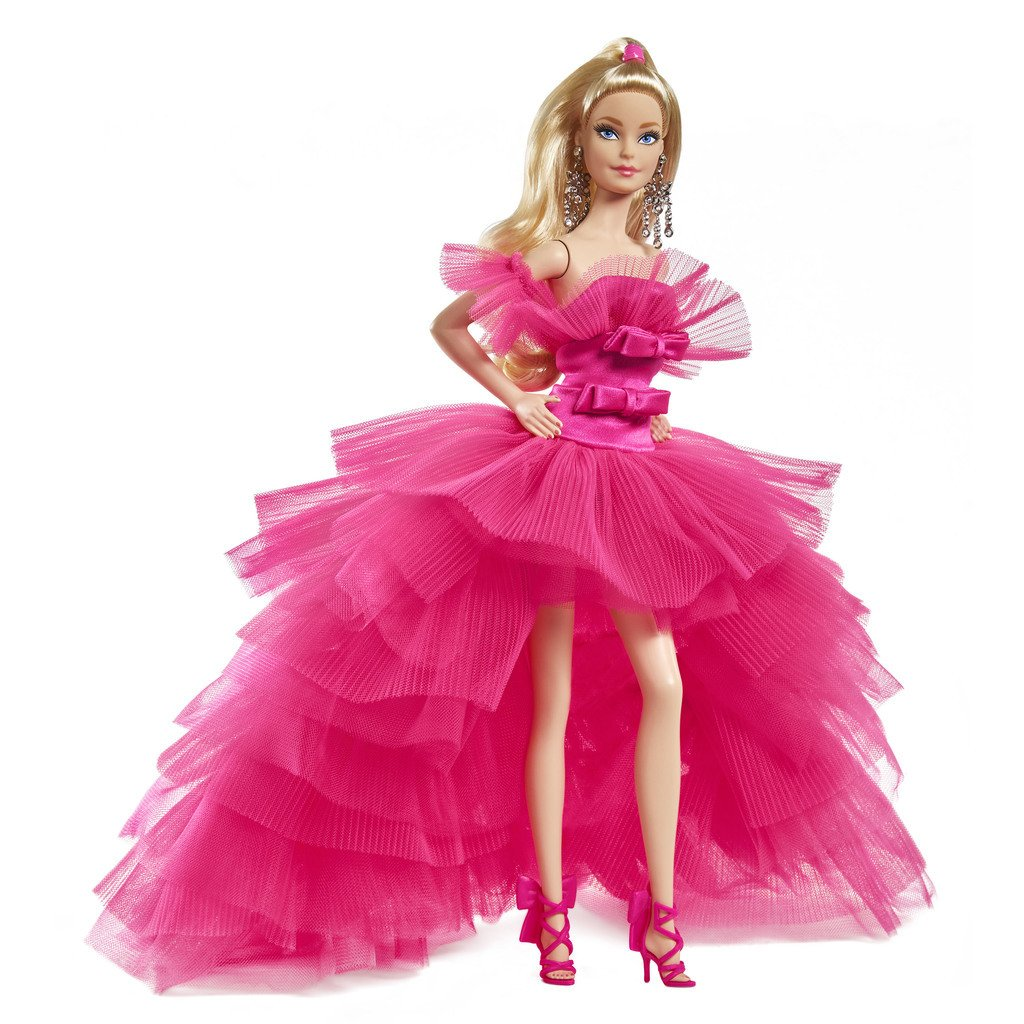 BARBIE PINK COLLECTION NUKKE