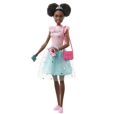 BARBIE PRINSESSA NUKKE ADVENTURE FANTASY - BELIEVE
