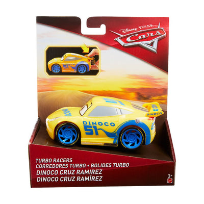 CARS TURBO RACERS AJONEUVO - CRUZ RAMIREZ