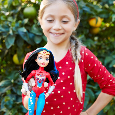 DC SUPERHERO GIRLS VOIMISTELIJA - WONDER WOMAN