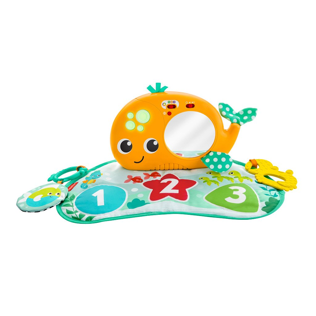 FISHER-PRICE PUUHAMATTO DISCOVERY WHALE