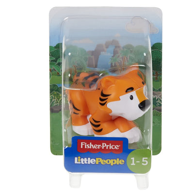 FISHER-PRICE LITTLE PEOPLE TIIKERI