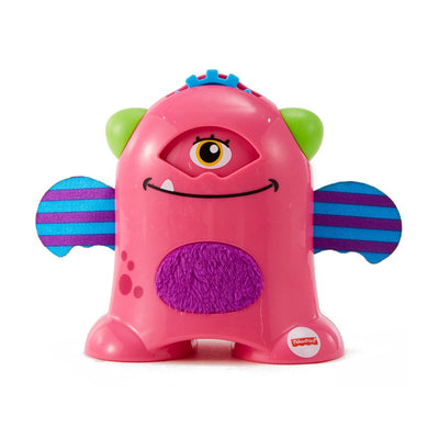 FISHER-PRICE TOTE-ALONG MONSTER