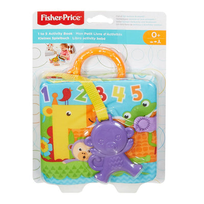 FISHER-PRICE PEHMOKIRJA
