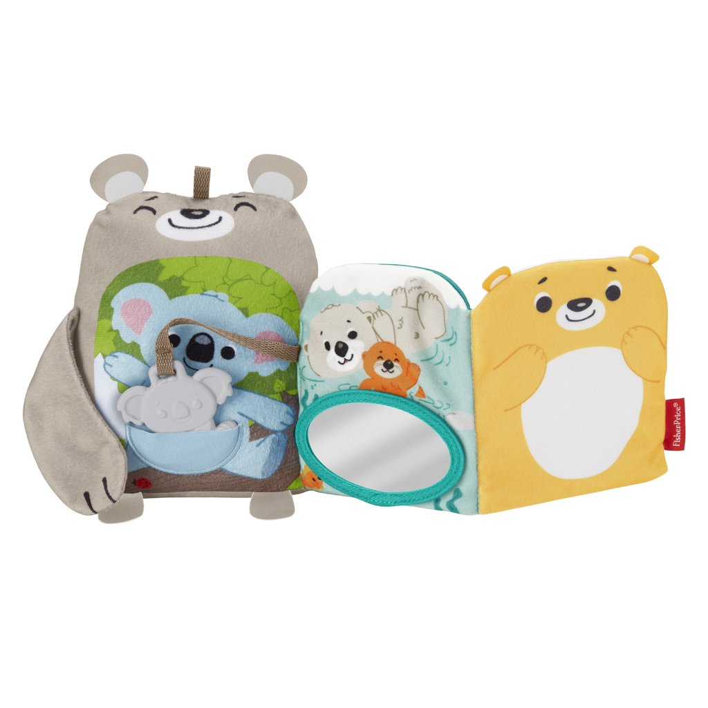 FISHER-PRICE PUUHAKIRJA SIT AND SNUGGLE
