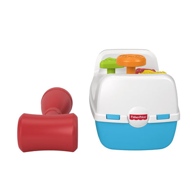 FISHER-PRICE VASAROINTIPENKKI TAP AND TURN