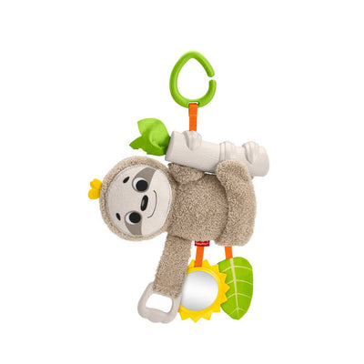 FISHER-PRICE VAUNULELU SLOW MUCH FUN STROLLER SLOTH