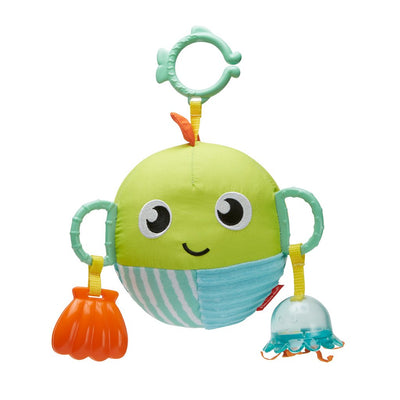 FISHER-PRICE ACTIVITY FISH LELU