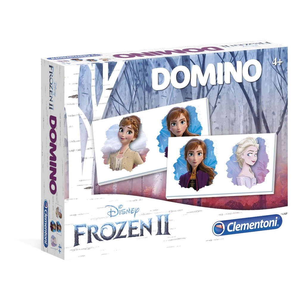 FROZEN 2 DOMINO-PELI