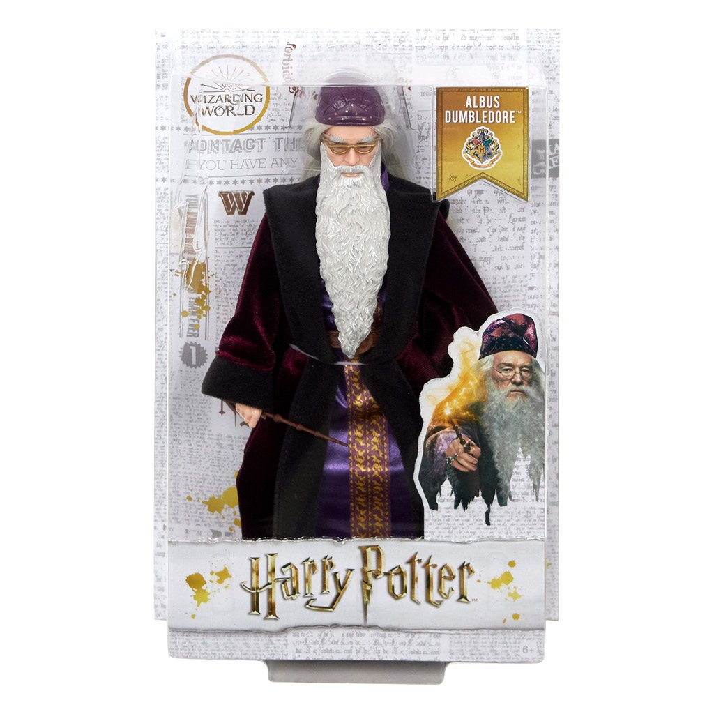 HARRY POTTER NUKKE DUMBLEDORE