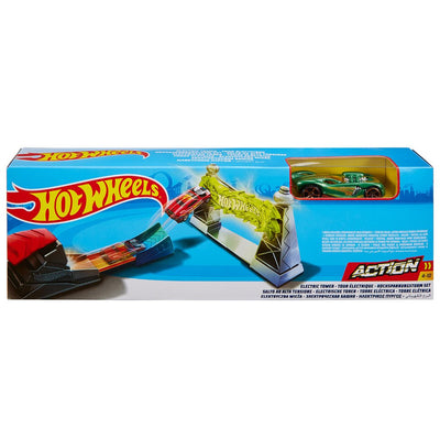 HOT WHEELS ELECTRIC TOWER RATASETTI