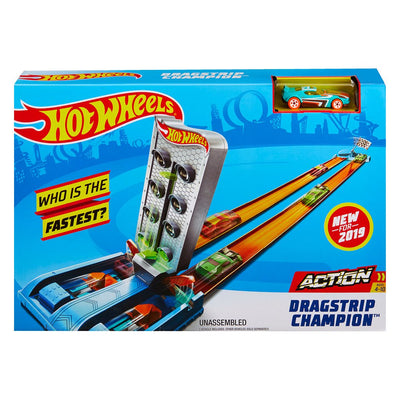 HOT WHEELS AUTORATA DRAG RACE