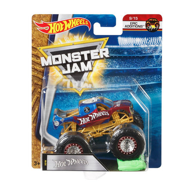 HOT WHEELS MONSTER JAM AUTO