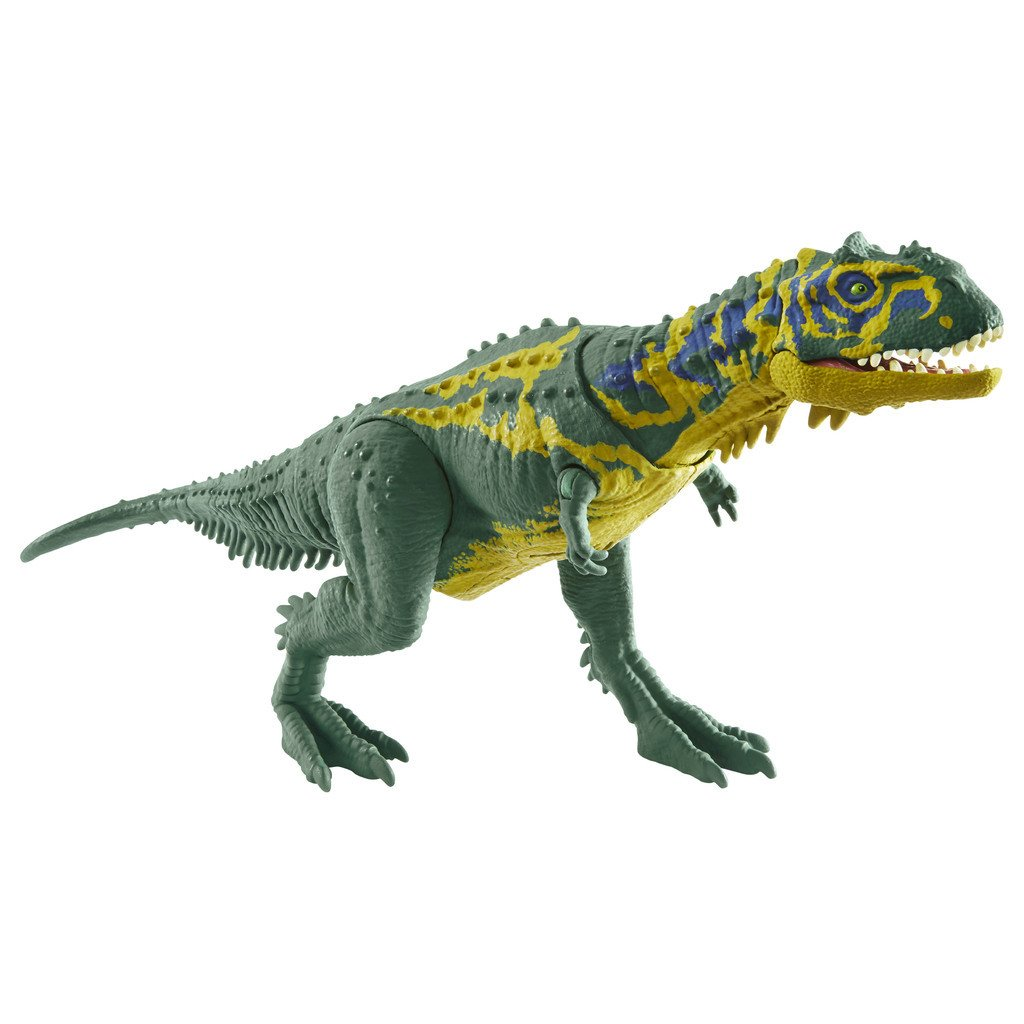 JURASSIC WORLD DINOSAURUS SOUND STRIKE - MAJUNGASAURUS