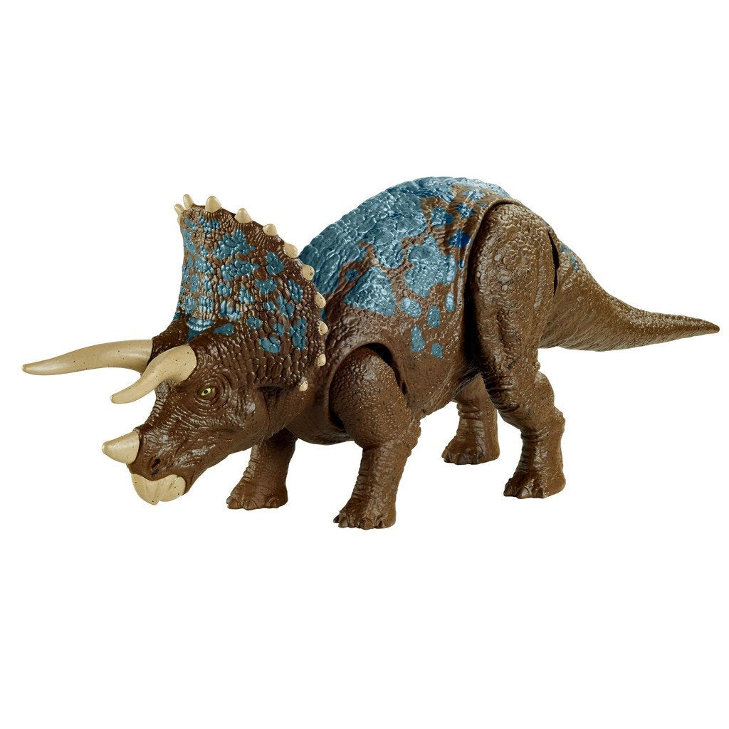 JURASSIC WORLD DINOSAURUS SOUND STRIKE - TRICERATOPS