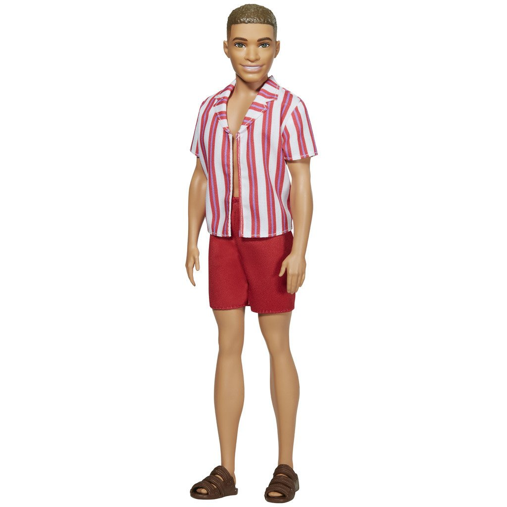 KEN 60TH ANNIVERSARY DOLL - SHORTSIASU 1961