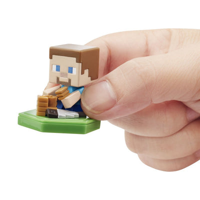 MINECRAFT EARTH BOOST MINIFIGUURI CRAFTING STEVE