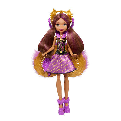 MONSTER HIGH MUUNTUVA NUKKE - CLAWDEEN WOLF