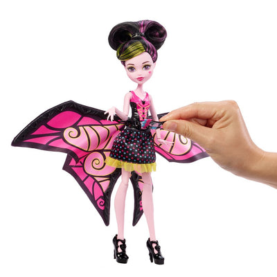 MONSTER HIGH MUUNTUVA NUKKE - DRACULAURA