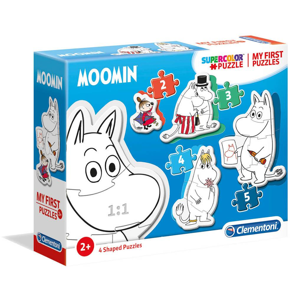 MY FIRST MOOMIN PALAPELI