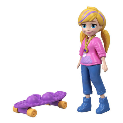 POLLY POCKET ACTIVE DOLL -NUKKE 1
