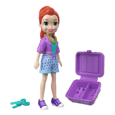POLLY POCKET ACTIVE DOLL -NUKKE 4
