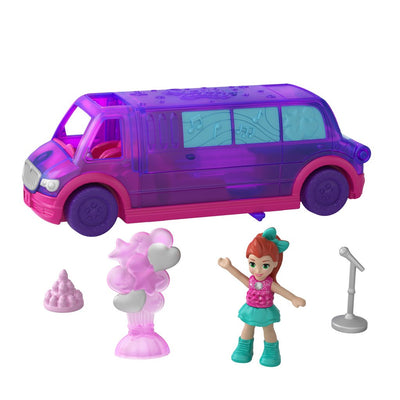 POLLY POCKET POLLYVILLE LIMUSIINI