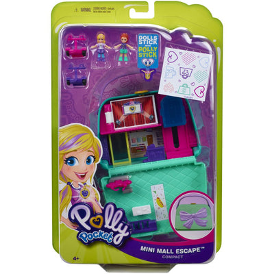POLLY POCKET TASKUMAAILMA - MINI MALL ESCAPE