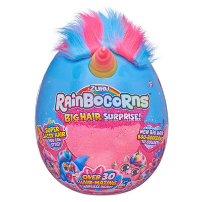 RAINBOCORNS BIG HAIR PÖRRÖPEHMO
