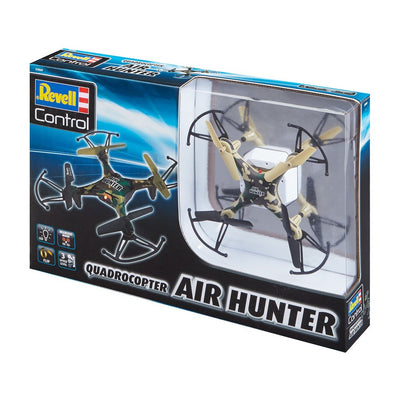 REVELL CONTROL QUADCOPTER AIR HUNTER