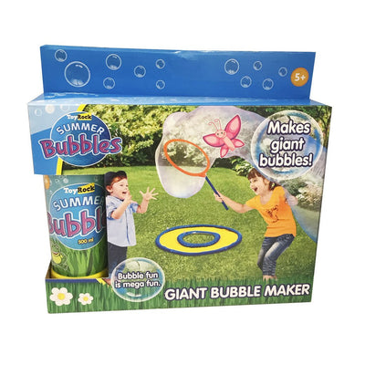 SAIPPUAKUPLASAUVA GIANT BUBBLE MAKER